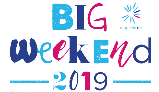 Alopecia UK Big Weekend