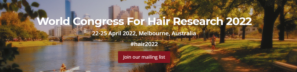 World Congress for Hair Research 2022